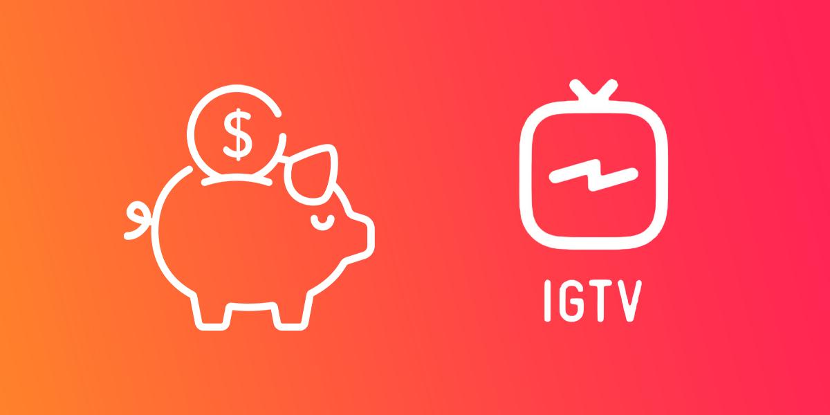 Instagram Libera Monetização Para o IGTV – Ganhe dinheiro com o IGTV